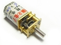 Picture of DC Gear Reduction Motor 6V 60RPM