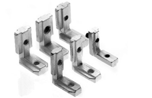 Picture of Interior Bracket - Zinc plated - 40 Series