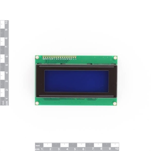 Picture of LCD 20x4 Characters