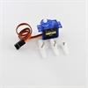 Picture of Small 1.6kg/cm plastic gears servo