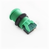 Picture of Concave Button - Green