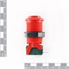 Picture of Concave Button - Red