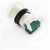 Picture of Concave Button - White