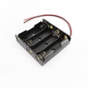 Picture of Battery Holder - 4xAA Square