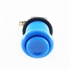 Picture of Concave Button - Blue