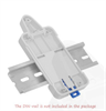 Picture of Sonoff DIN Rail Mount Bracket