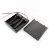 Picture of Battery Holder 4xAA with Cover and Switch