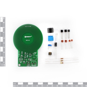 Picture of Metal Detector Soldering Kit