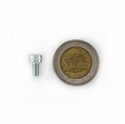 Picture of Hex Socket Cap Screw - Zinc Plated