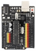 Picture of DIL/DIP - USB B - Female Connector - with I/O breakout