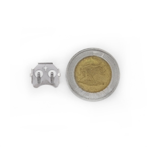 Picture of Coin Cell Holder - 12mm