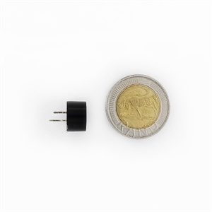 Picture of Buzzer - PC Mount 12mm 2.048kHz