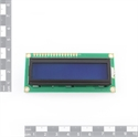Picture of LCD 16x2 Characters Blue back light