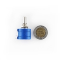 Picture of Precision Potentiometer - 10 Turn