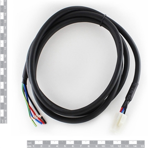 Picture of Leadshine Easy Drive Series Motor Cables EL2x2, 4 pin, CABLEH-RZxMx