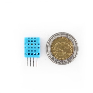 Picture of DHT-11 Digital Temperature and Humidity Sensor
